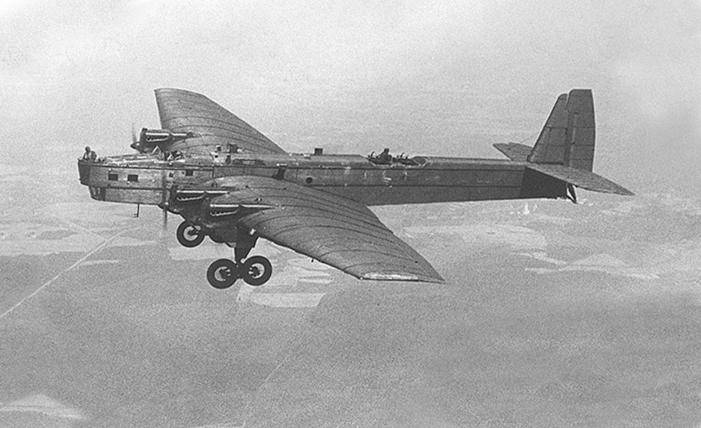 Tupolev ANT-6 (G-2)
